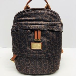 ⭐️✨ Calvin Klein Nylon Logo Backpack ✨⭐️